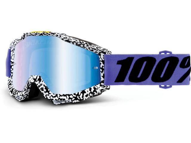 100% Accuri Anti Fog Mirror - Masque - blanc/noir